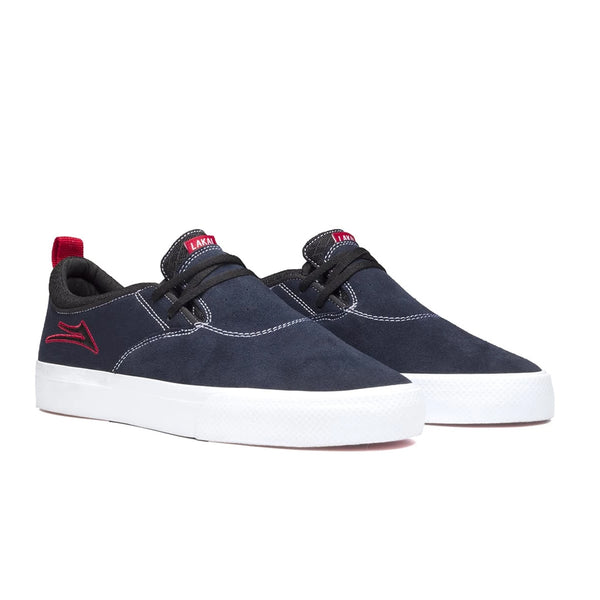 Lakai x Independent Riley 2 - Navy Suede Side