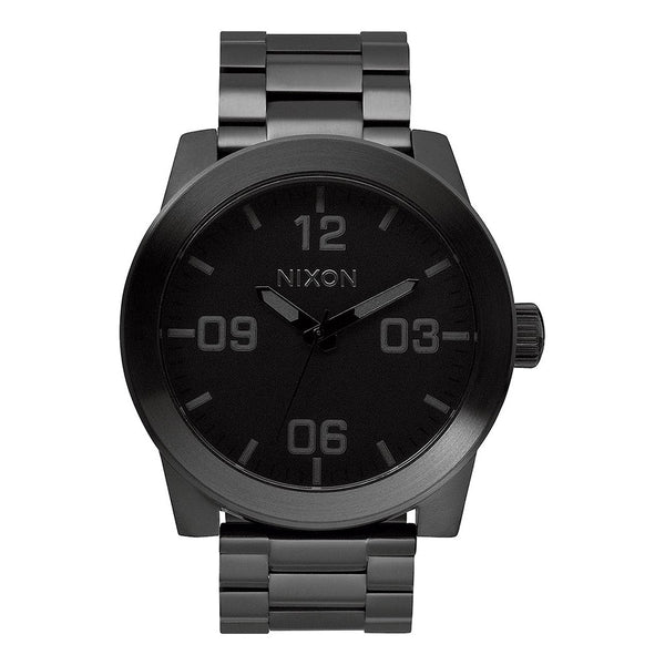 Nixon Corporal SS - All Black