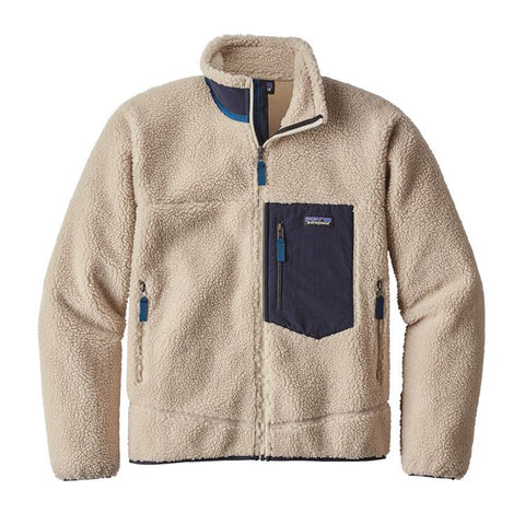 Patagonia Classic Retro-X Jacket - NAT Front