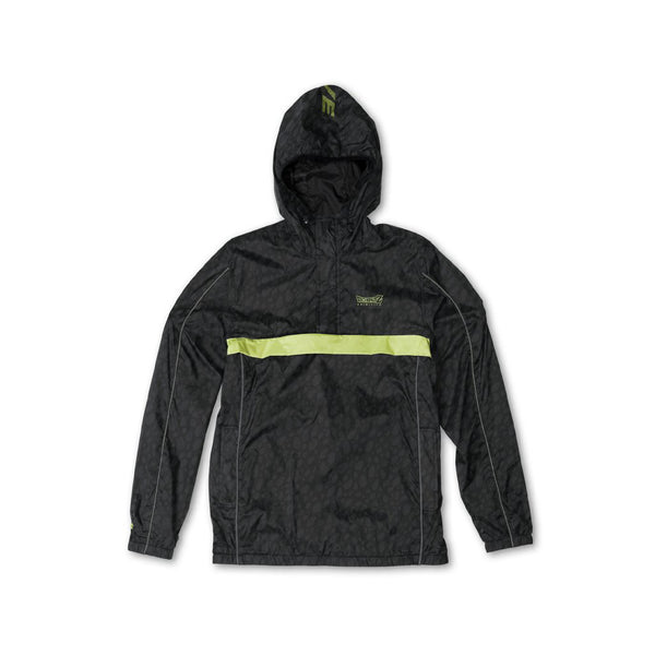 Primitive x DBZ Cell Anorak Jacket - Black Front