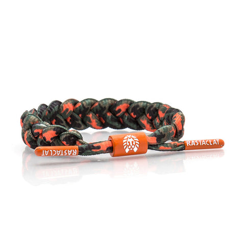 Rastaclat TakiTimu - Orange/Brown/Black