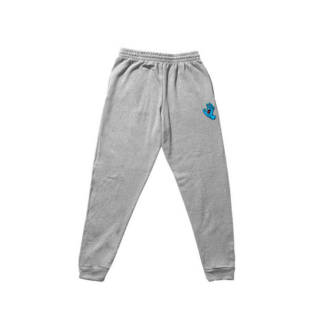Santa Cruz Simplified Screaming Hand Jogger - Atheletic Heather