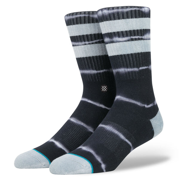 Stance 6AM Sock - White