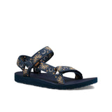 Teva Women's Original Universal - Sun and Moon Insignia Blue Front