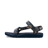Teva Women's Original Universal - Sun and Moon Insignia Blue Inner Side