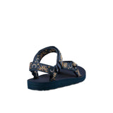 Teva Women's Original Universal - Sun and Moon Insignia Blue Back