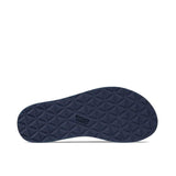 Teva Women's Original Universal - Sun and Moon Insignia Blue Bottom