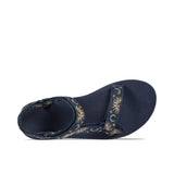 Teva Women's Original Universal - Sun and Moon Insignia Blue Top