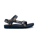 Teva Women's Original Universal - Sun and Moon Insignia Blue Outer Side