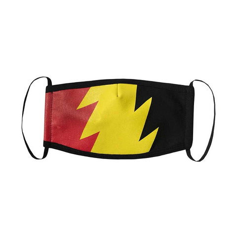 The Hundreds Wildfire Face Mask - Multi Front