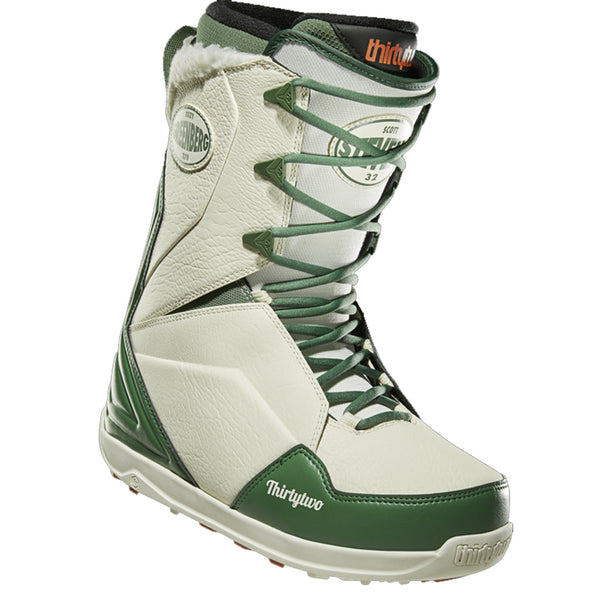 ThirtyTwo 19/20 Lashed Steavens Boot - Green/White Front