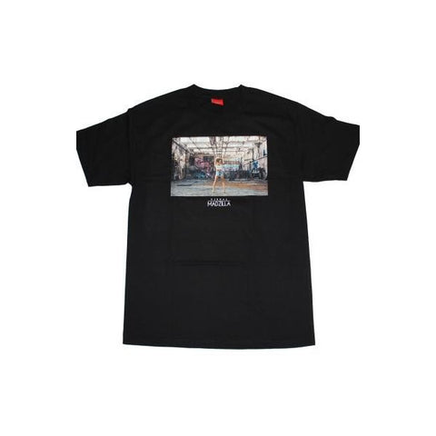 Visual Deserted x Madzilla Tee - Black