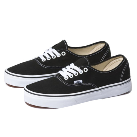 Vans Authentic Shoes - Black Toes