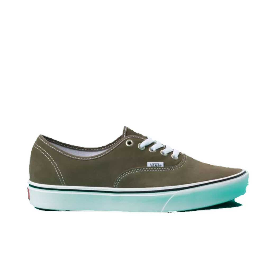 Vans Comfy Cush Authentic Suede - Canteen