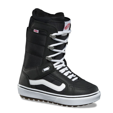 Vans 19/20 Hi Standard OG Boot - Black/White Outer Side