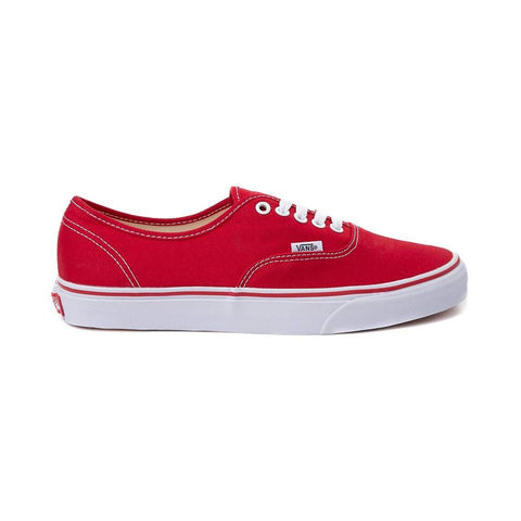Vans Authentic - Red Side