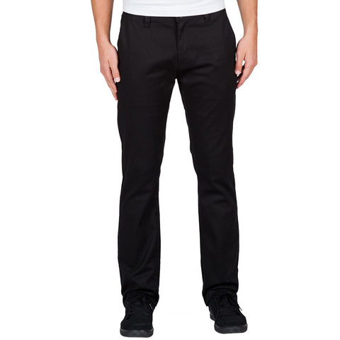 Volcom Frickin Modern Stretch Chino Pants - Black