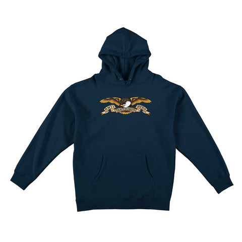 Antihero Youth Eagle Hood - Navy
