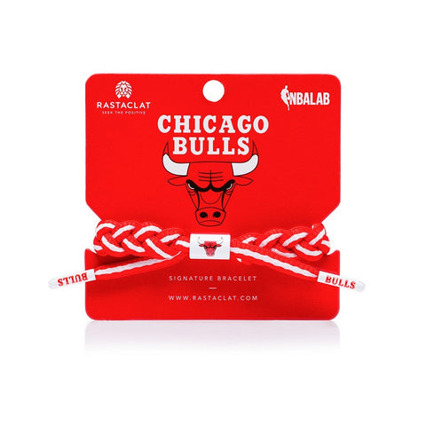 Rastaclat Chicago Bulls - Red/White