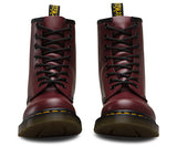 Dr. Martens Women's 1460 Smooth Boots - Cherry Red3