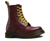 Dr. Martens Women's 1460 Smooth Boots - Cherry Red5
