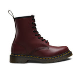 Dr. Martens Women's 1460 Smooth Boots - Cherry Red6