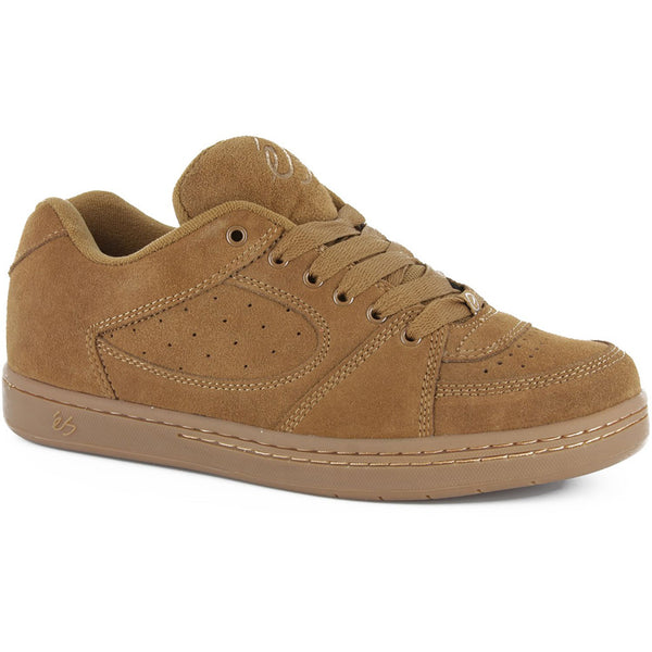 eS Accel OG Shoes - Brown/Gum - Side