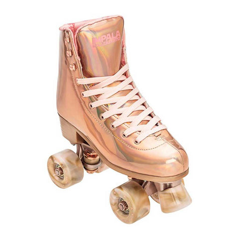 Impala Quad Skate - Rose Gold front