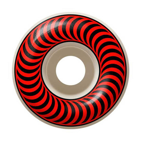 Spitfire Classic 51mm Wheels - Red front
