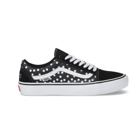 Vans x Baker Old Skool Pro - Dollin/Polka Dots Side
