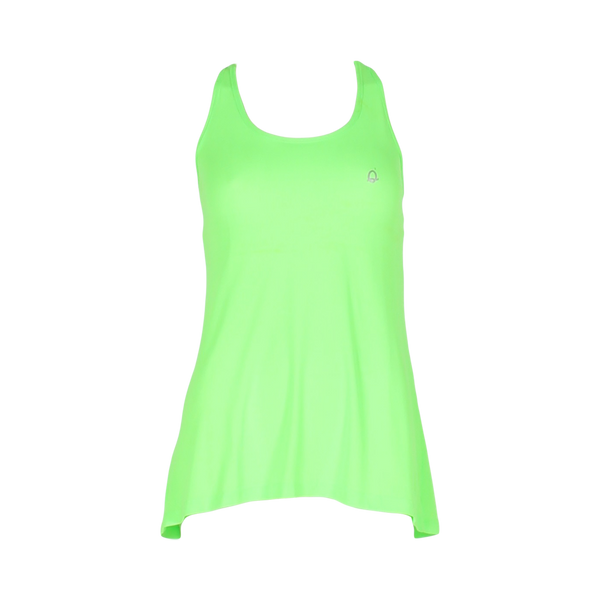 Flowing Rhythm Tank Lime