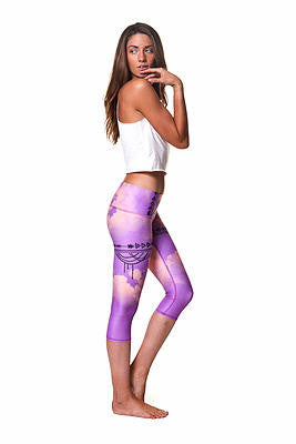 Purple Haze Capris