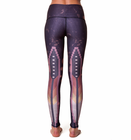 Sacred Feather Leggings