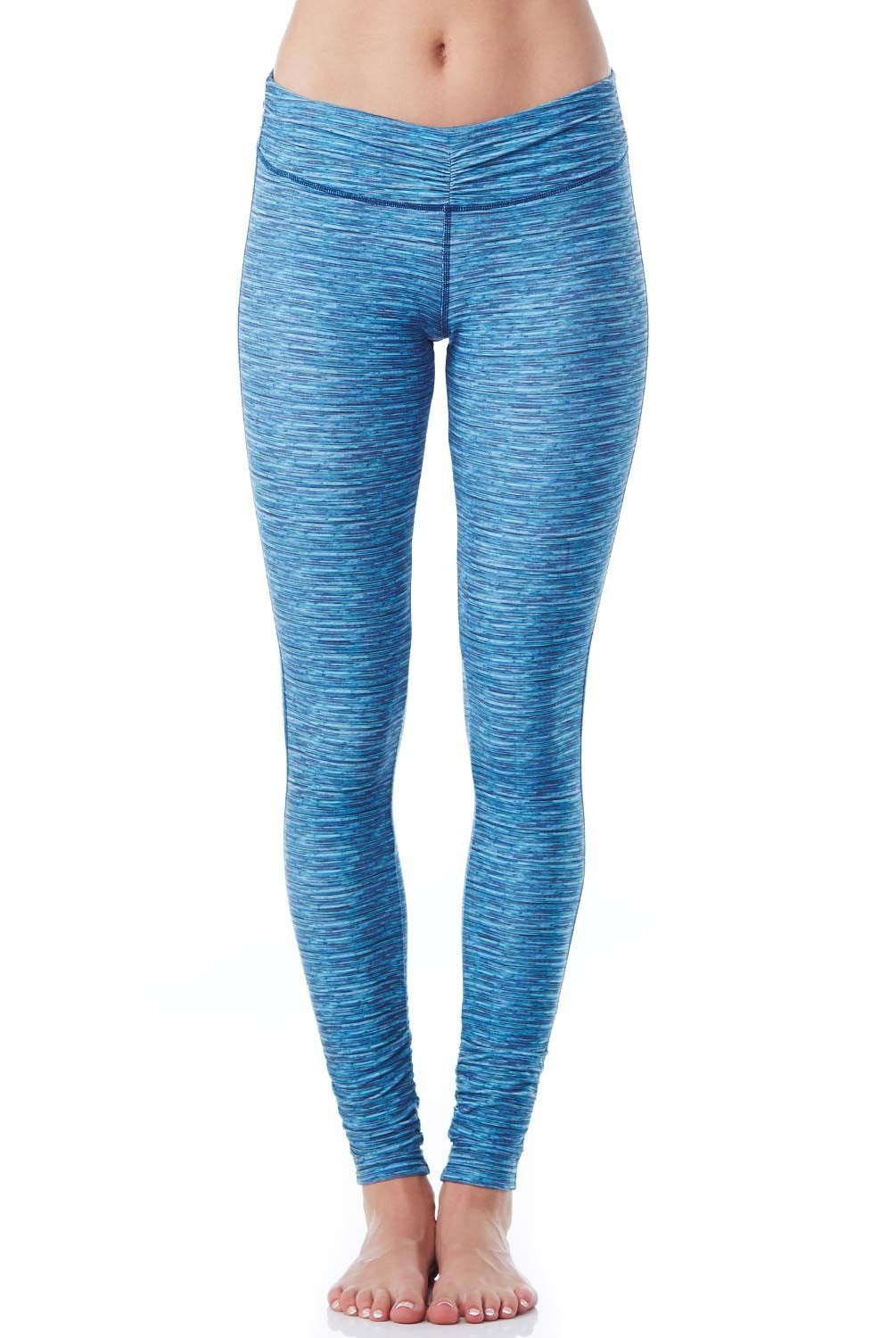Sequoia Legging Coral Blue