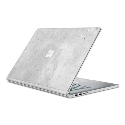 Concrete Surface Book 2 Full Coverage Skin