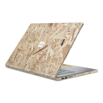 Plywood Surface Book 2 Full Coverage Skin