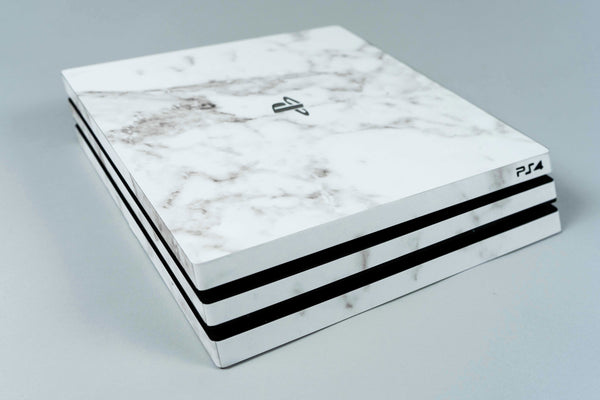 White Marble PS4