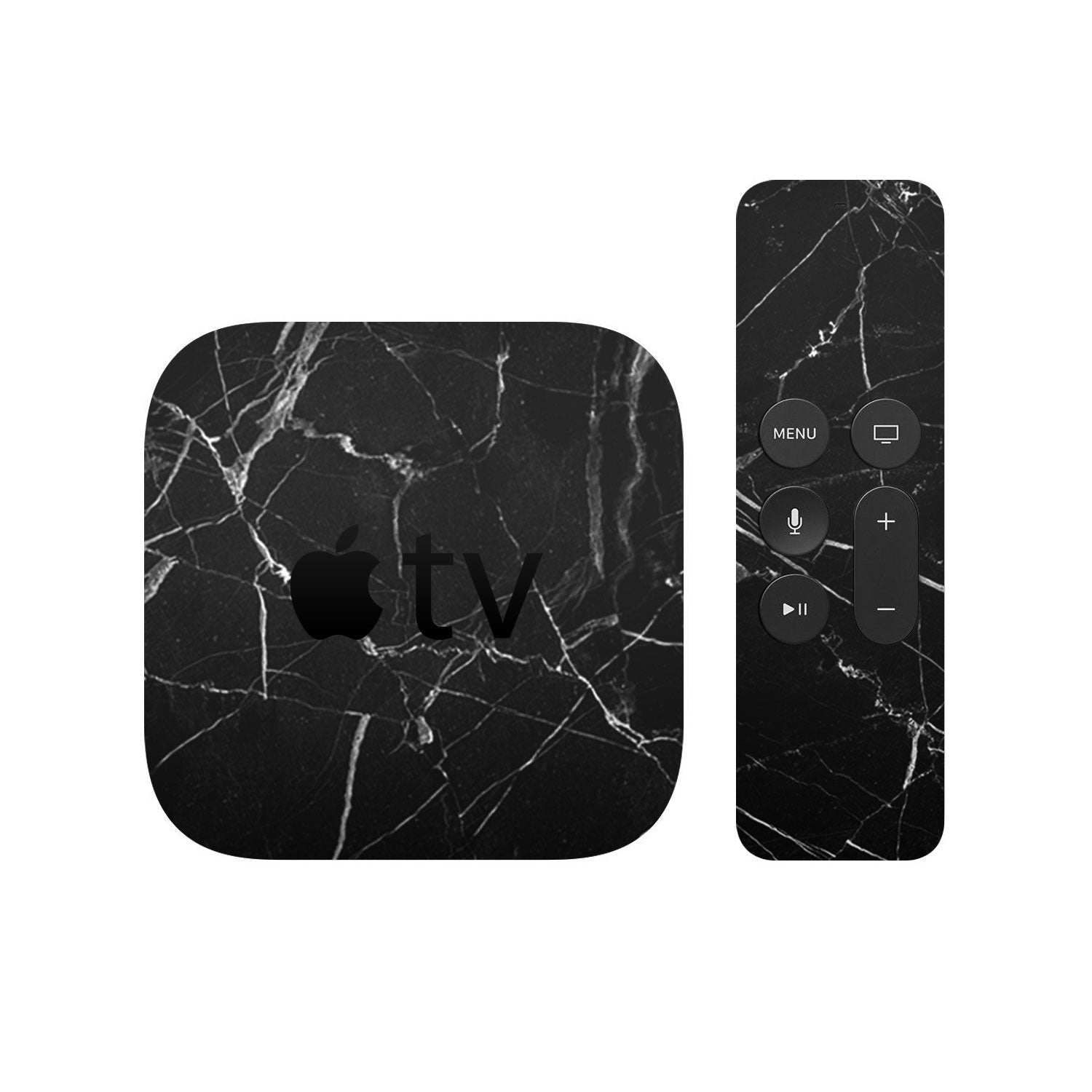 Apple TV decals