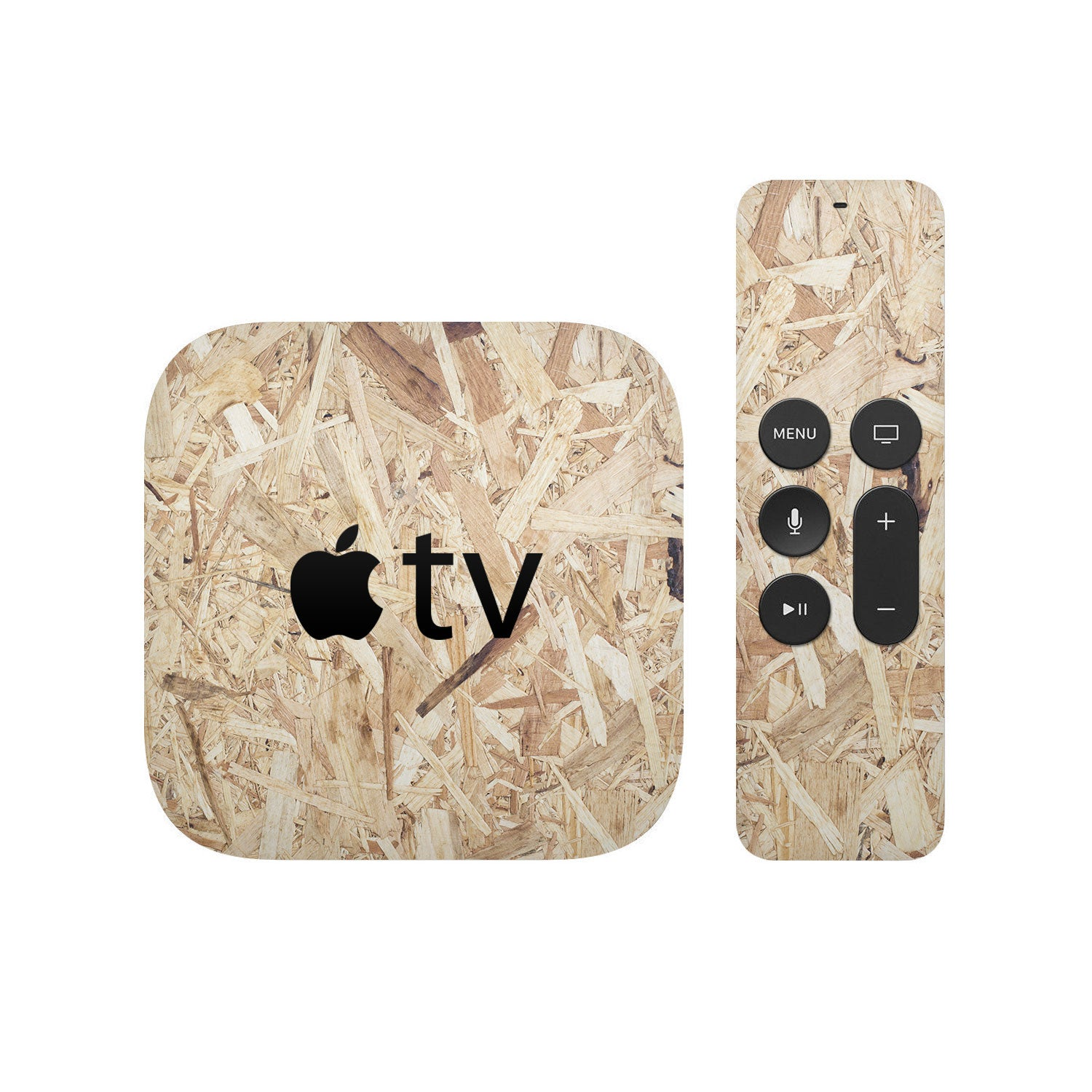 Plywood Apple TV 4th Generation
