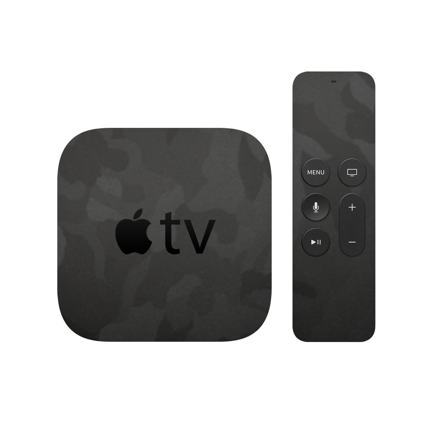 Black Camo Apple TV 4th Generation