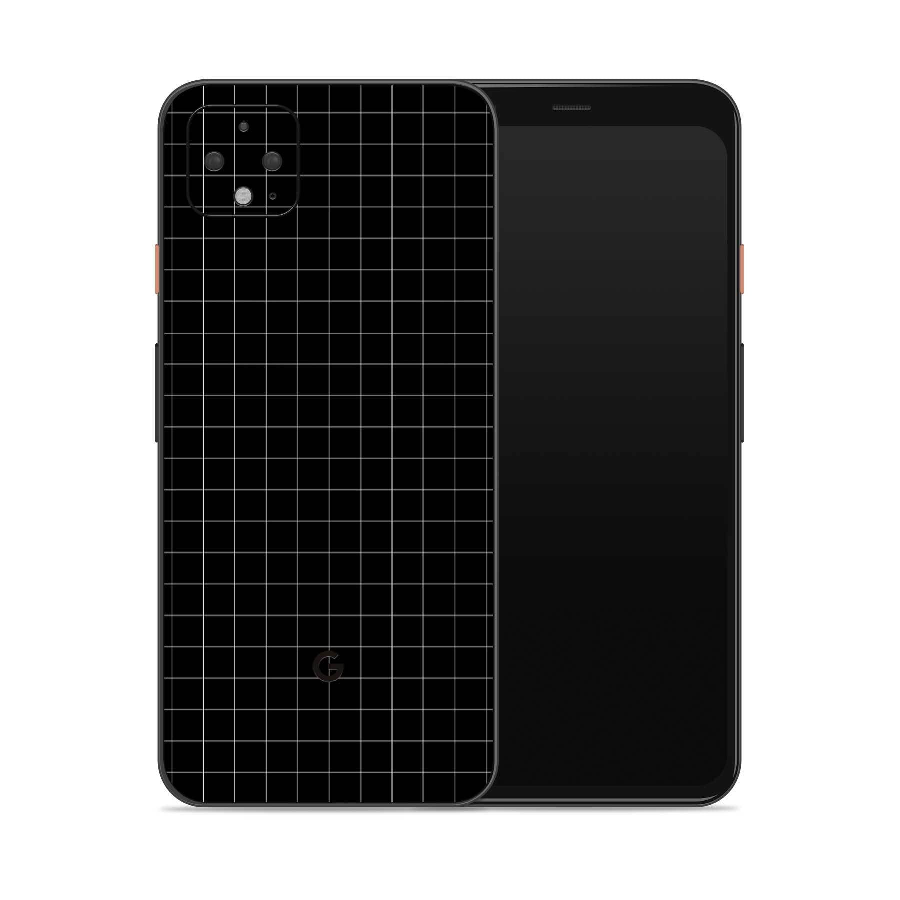 Grid Pixel 4 Cover