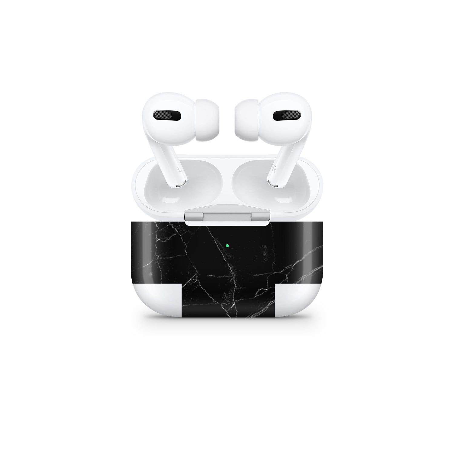 Black Marble AirPods Pro Cover