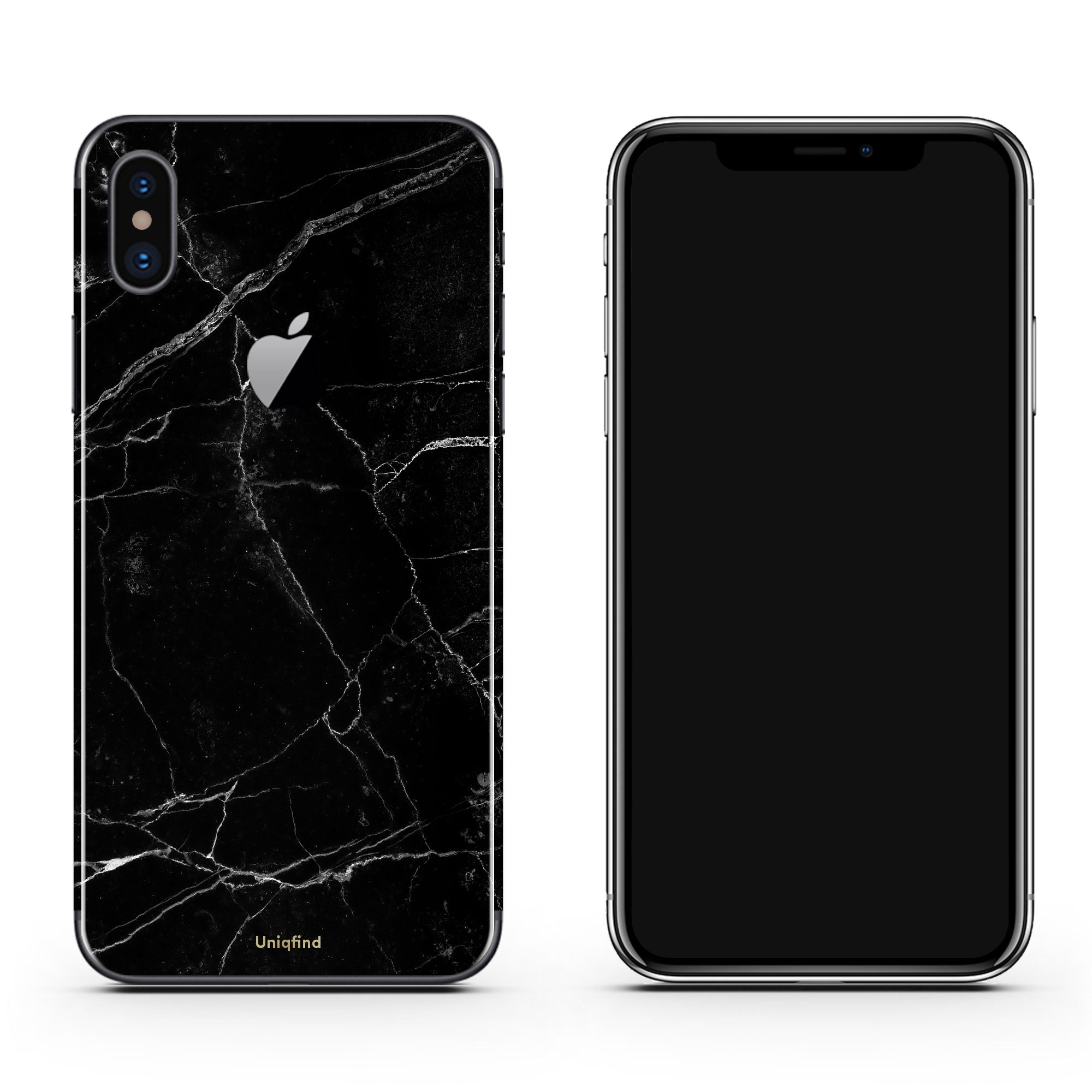 Black Marble iPhone X