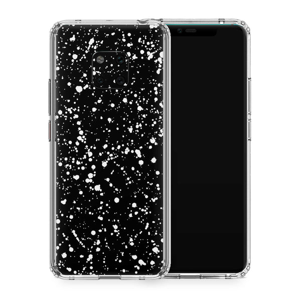 Black Speckle Case Mate 20 Pro