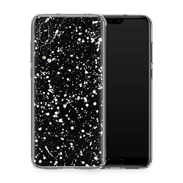 Black Speckle Case P20 Pro