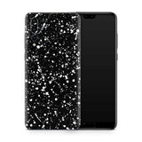 Black Speckle Skin Huawei P20 Pro and P30 Pro