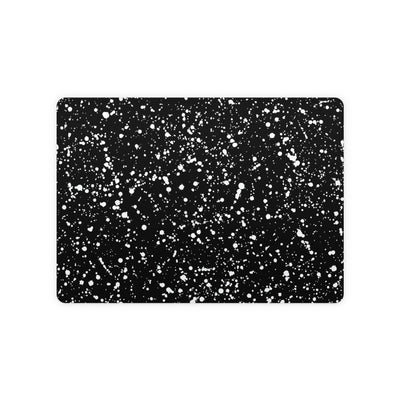 Black Speckle Magic Trackpad 2 Top and Bottom Skin