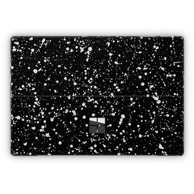Black Speckle Surface Pro 5 and Surface Pro 6 Skin
