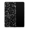 Black Speckle Galaxy S20 Plus Skin + Case-Uniqfind
