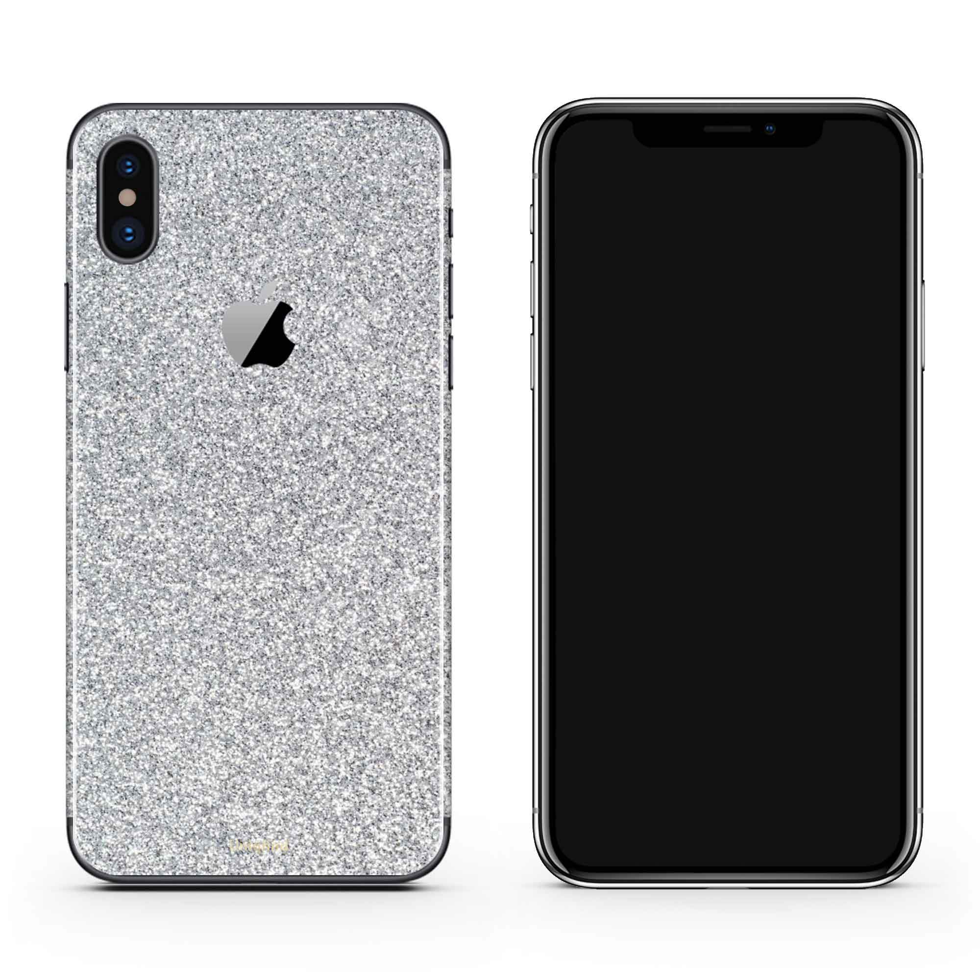 Glitter iPhone X Cover